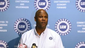 UAW names new president, who will face huge post-pandemic challenges